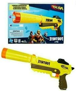 NEW Nerf FORNITE Elite Sp-L Pistol Dart Blaster Battle Royal