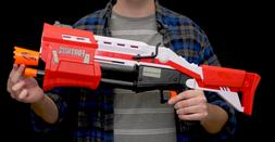 New Fortnite Tactical Shotgun Nerf Gun Boy's Toy Gun Blaster