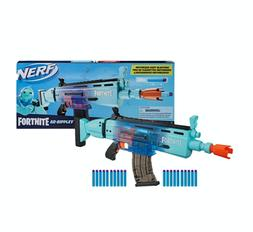 New Nerf Gun Fortnite AR Rippley Motorized Dart Blaster Boy'