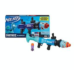 New Nerf Gun Fortnite Ripply RL Rocket Launcher Blaster Boy'