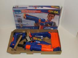 NEW Nerf Gun N-Strike Elite Blaster Gun Dart Guns Delta Troo