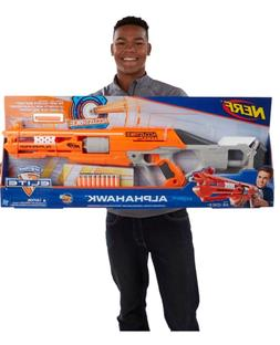 New Nerf N Strike Alphahawk Accustrike Series Elite Blaster