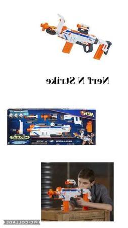 New Nerf N-Strike Modulus Regulator Gun