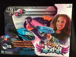 NEW Nerf Rebelle Courage Crossbow Bow Toy Whistling Arrows S