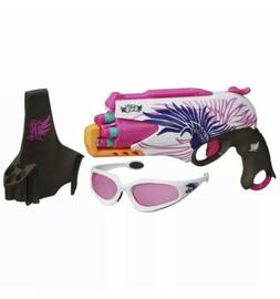 NEW Nerf Rebelle Sweet Revenge Dart Shooter Blaster Holster