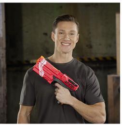 New Red Nerf Guns for Boys Girls Rival Kronos Toy Gun Hand C
