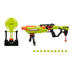 New Rival Blaster Kids Dart Gun with Target and 10 Rounds, T
