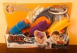 NEW! Nerf Super Soaker Zip Fire 3-Pack Toy Squirt Gun