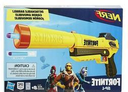 NIB Nerf Fortnite Sp-L Elite Dart Blaster Replica Pistol Gun