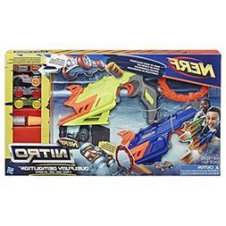 Nerf Nitro DuelFury Demolition car gun toys ORIGINAL free sh