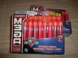 Nerf Official Elite N-Strike MEGA Whistler Darts 40 Pack NIP