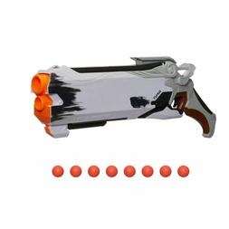 NERF Overwatch Reaper Blaster 8 Overwatch Nerf Rival Rounds