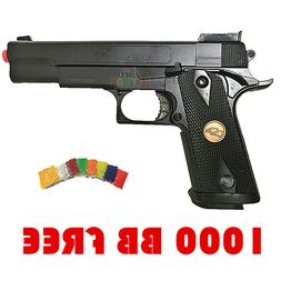 Double Eagle P169 1911 Airsoft Hand Gun Full Size Spring Pis