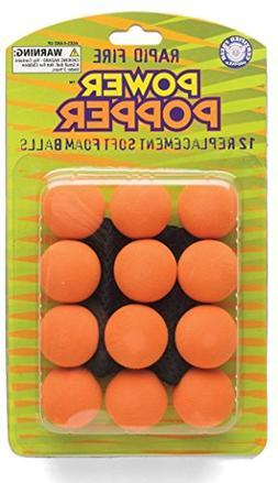 Hog Wild Power Popper Refills - Orange