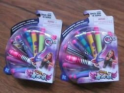 Nerf Rebelle refill darts 2x12  darts replacement girls pink