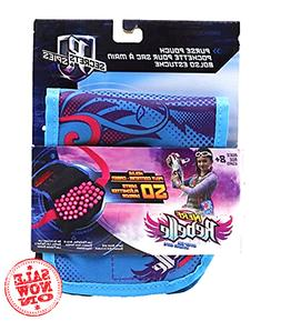 Nerf Rebelle Secrets & Spies Purse Pouch with Secrete Messag