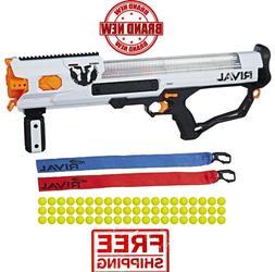 Nerf Rival Phantom Corps Hades XVIII-6000 New Nerf Gun w/ 60