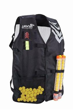 Nerf Rival Tactical Vest Holds Four 12 Round Magazines