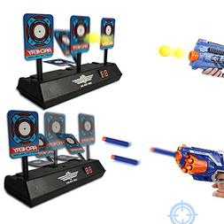 Aoile Score Bullet Target Toy, Electric Score Bullet Target