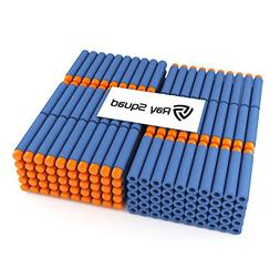 Ray Squad 1000-Pieces Set, Blue Nerf Compatible Foam Toy Dar
