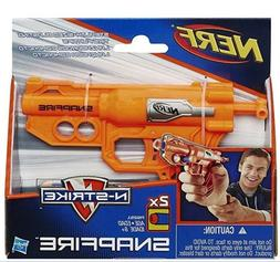 Set of 2 Nerf N-Strike SnapFire blaster gun.Pack of two