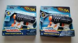 Set of 2 - NERF Super Soaker Electrostorm Water Squirt Toy G