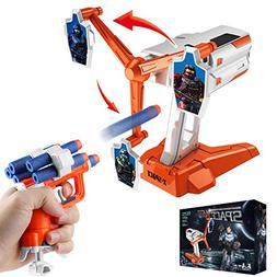 CASFANSTA Shooting Target Compatible Nerf Guns Blaster, Elec