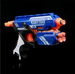 Soft Bullet Gun Suit for Nerf bullets Long Range Toy Pistol