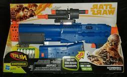 Star Wars Glowstrike Chewbacca Blaster - Disney Nerf