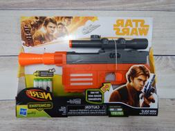 star wars han solo blaster gun glowstrike