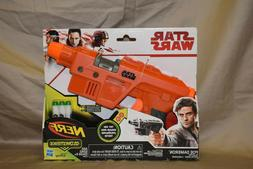 Star Wars Poe Dameron Blaster Pistolaser Nerf Glowstrike