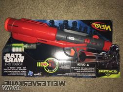 STAR WARS Rogue One NERF Imperial Death Trooper Deluxe Blast