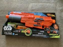 Star Wars Rogue One Sergeant Jyn Erso Deluxe Blaster Nerf Gu