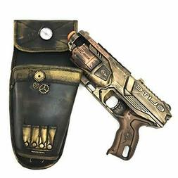 Steampunk Toy Gun Holster Nerf  Cosplay Costume Accessory So