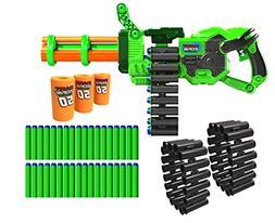 Dart Zone Super Commando Gatling Blaster Belt Covert Ops Mot