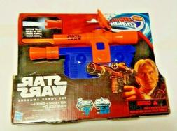 NERF SUPER SOAKER STAR WARS HAN SOLO WATER GUN BLASTER THE F