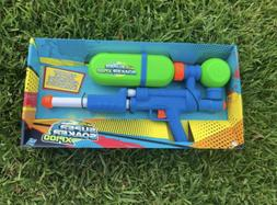 Nerf Super Soaker xp 100 Water Gun Limited Edition Brand New