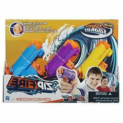 NERF Super Soaker ZipFire 3 Pack Water Pistol Toy Gun Blaste