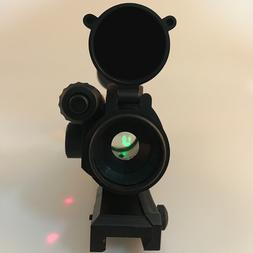 Supper Quality Integrated Green Dot Scope Sight with Red Las
