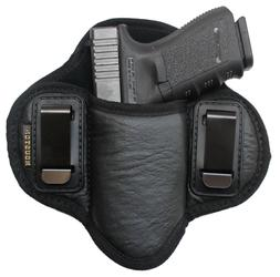 tactical pancake concealed carry iwb gun holster