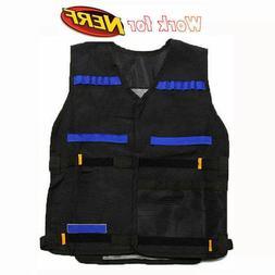 Tactical Vest For Nerf N-Strike Elite Series Kit Adjustable