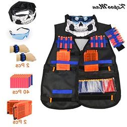 Tactical Vest Kit for Nerf Guns N-Strike Elite Series-by Kad
