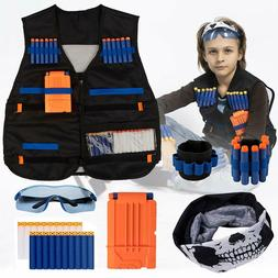 Tactical Vest Kit for Nerf Guns N-Strike Elite Series - Nerf