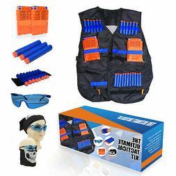tactical vest kit n strike elite w