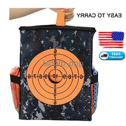 Target Pouch Darts Bullet Storage Equipment Bag for Nerf Kid