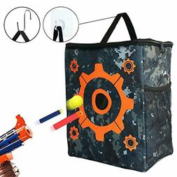 Target Pouch Storage Bag for Tactical Nerf Gun Games