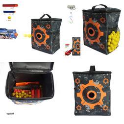 Target Pouch Storage Bag For Tactical Nerf Gun Games N Strik