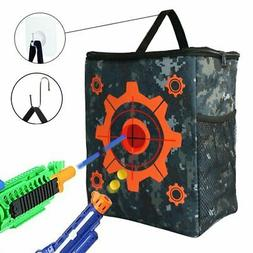 Target Pouch Storage Bag for Tactical Nerf Gun Games and 2 p