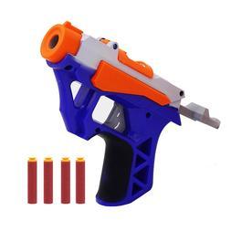 Toy <font><b>Gun</b></font> with 4 Soft Bullets <font><b>Gun