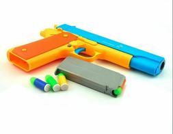 Toy Gun - 1X M1911 45 ACP Nerf Foam Dart Guns Set US shippin